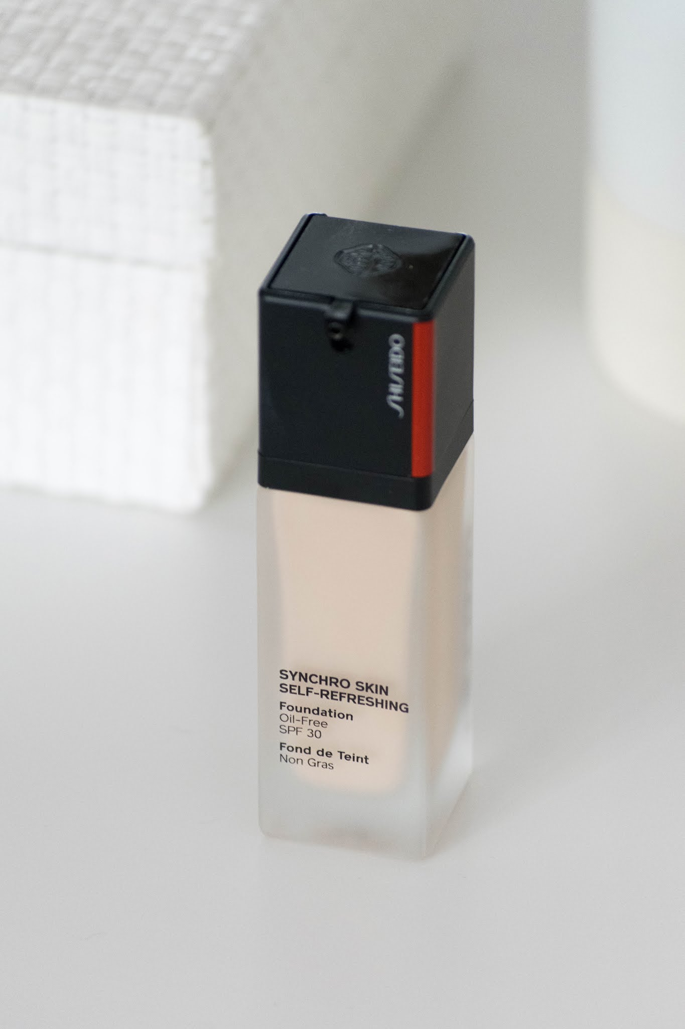 base shiseido synchro skin self refreshing