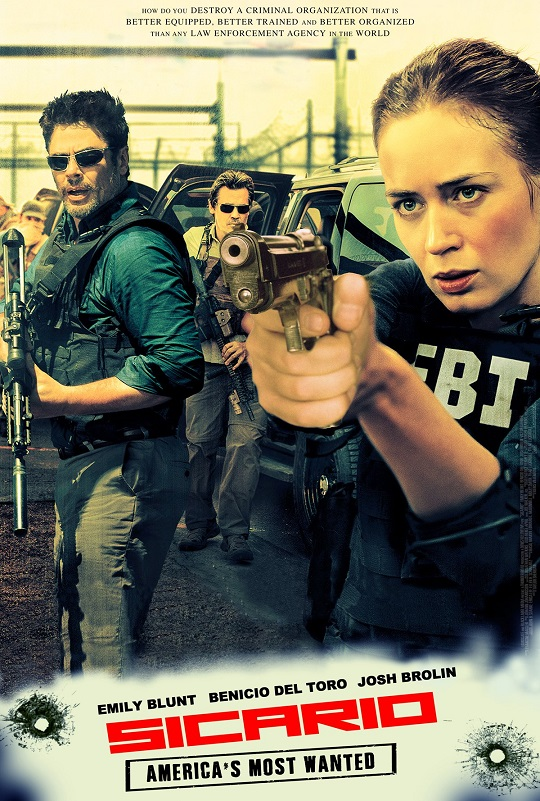 فیلم دوبله : سیکاریو 2015 Sicario