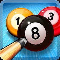 pada kesempatan kali ini admin akan membagikan sebuah game mod apk terbaru yang bergenre  8 Ball Pool v3.14.1 Mod Apk (Extended Stick Guideline)