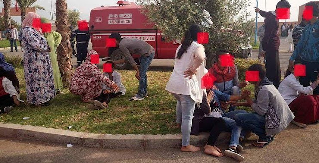 إغماء 54 تلميذة بمؤسسة تعليمية بالفقيه بن صالح