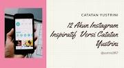 12 Akun Instagram Inspiratif Keren Wajib Follow
