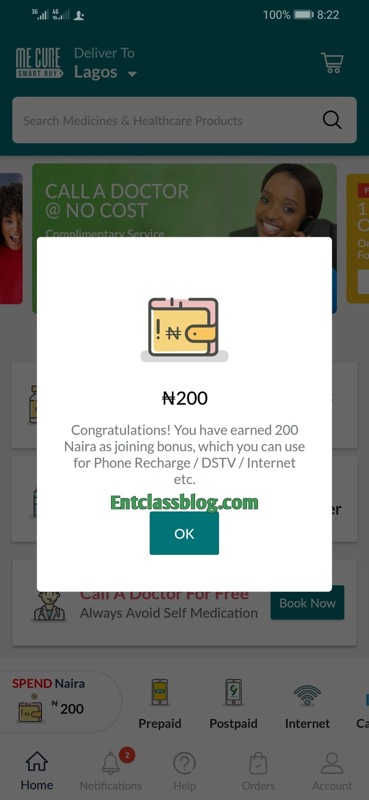 Smart Buy Referral Program, Earn 200 Naira On Sign Up | Entclass Blog