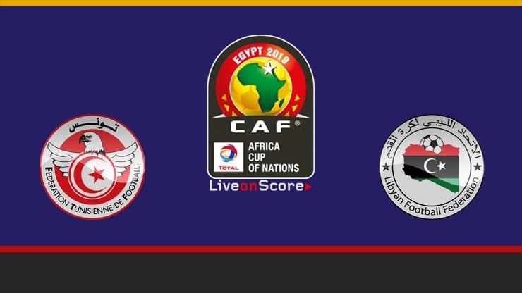 مباراة تونس وليبيا اليوم