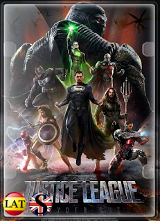 La Liga de la Justicia de Zack Snyder (2021) FULL HD 1080P LATINO/ESPAÑOL/INGLES