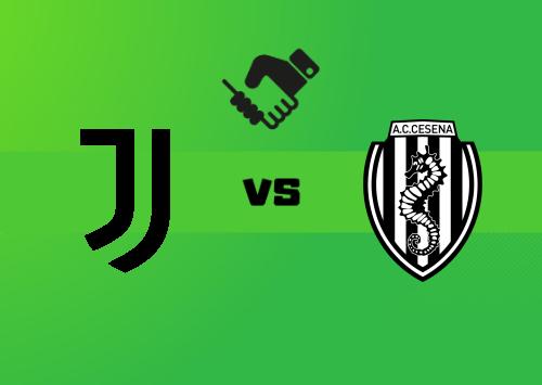 Juventus vs Cesena  Resumen