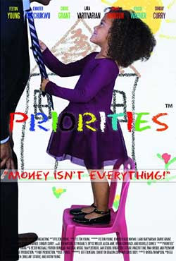 Priorities Chapter One: Money Isn't Everything (2019)