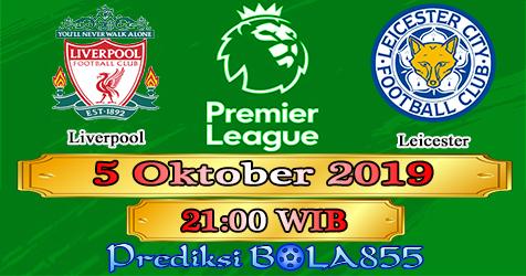 Prediksi Bola855 Liverpool vs Leicester 5 Oktober 2019