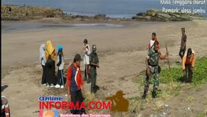 Pemerintah Desa Jambu, Upaya Penataan Wisata Pantai Wadu Jao