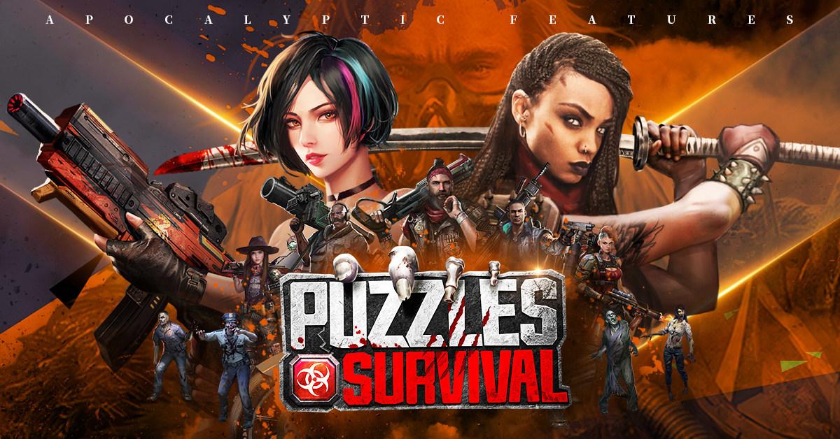 Zombie apocalypse mobile game tops charts