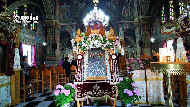 Ναύπλιο : Αρχιερατική θεία λειτουργία της εορτής του Αγίου Πνεύματος στην Αγία Τριάδα (Μέρμπακα) | ΕΚΚΛΗΣΙΑ | Ορθοδοξία | orthodoxia.online | Ναύπλιο |  Ἁγία Τριάδα |  ΕΚΚΛΗΣΙΑ | Ορθοδοξία | orthodoxia.online