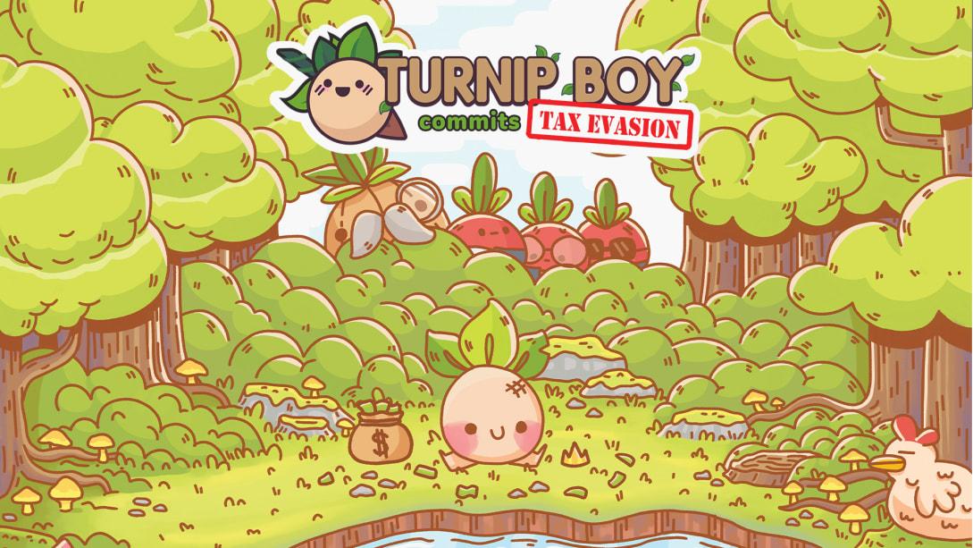 Análise: Turnip Boy Commits Tax Evasion (Switch) ? a aventura criativa de um nabo sonegador de impostos