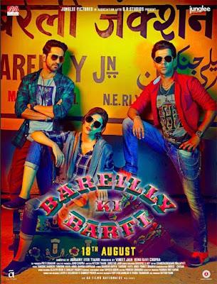 Bareilly Ki Barfi 2017 Custom HD Sub