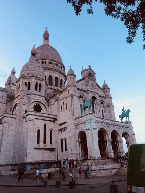 Париж-Монмартр-Сакре-Кёр