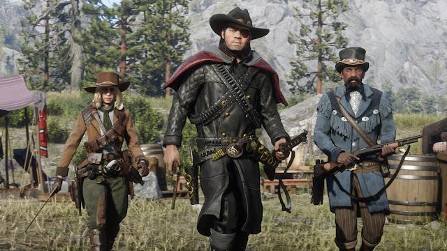 تحديث الصيف للعبة Red Dead Redemption 2 يحصل على موعد إطلاقه