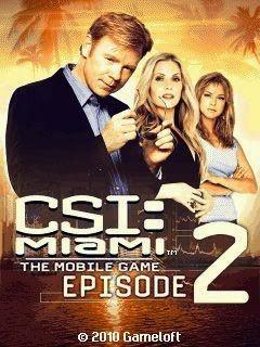 CSI: Miami Episode 2
