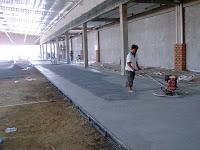 cara trowel floor hardener