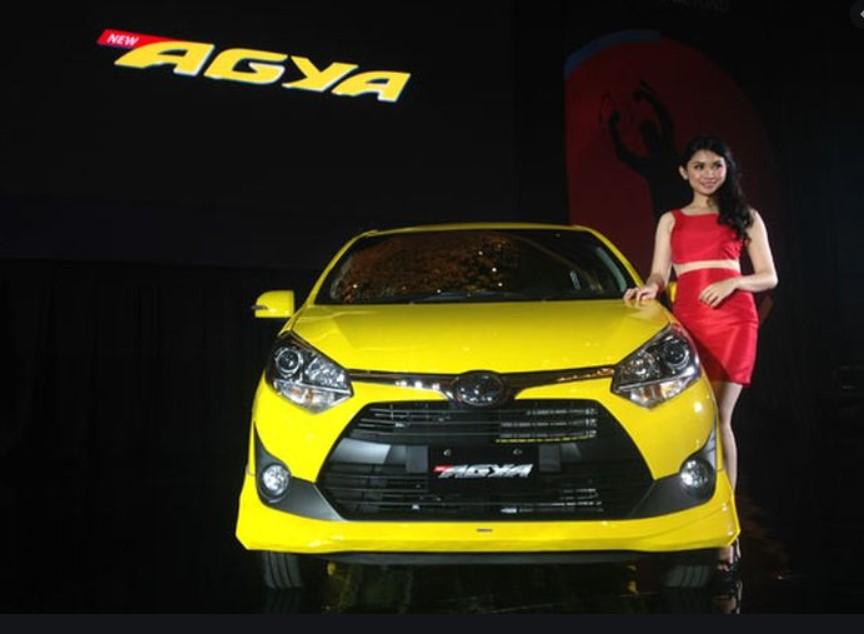 Spesifikasi dan Daftar Harga Mobil Toyota Agya Terbaru