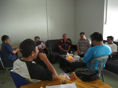 SMSI Lampung Gelar Rapat Perdana Tahun 2018