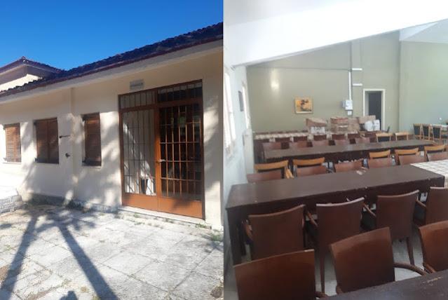 Γιάννενα: Δελβινάκι - Nέα Αίθουσα Πολλαπλών Χρήσεων Στην Ιστορική Έδρα Του Δήμου Πωγωνίου