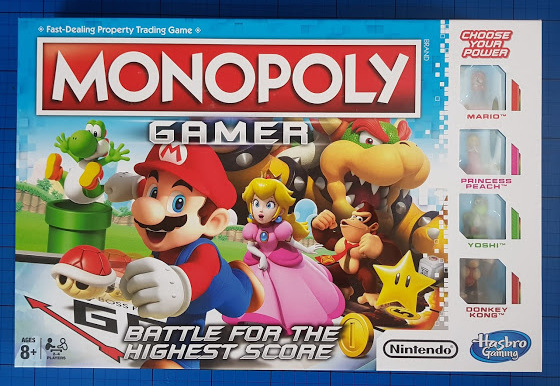 The Brick Castle Monopoly Gamer Edition Review Age 8 For Hasbro