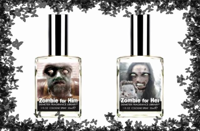 Parfum Zombie for him/her - Demeter Fragrance - - Article Les Mousquetettes