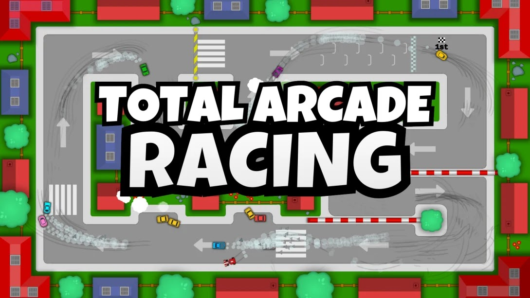 Total Arcade Racing launches on Nintendo Switch and Steam today