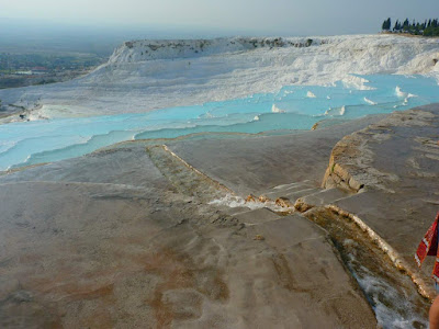 Pamukkale: Amazing Geological Wonder