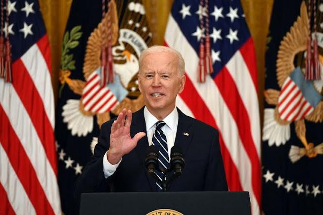 Joe Biden: China ingin jadi Pemimpin Dunia, tapi Hal Itu Tak Akan Terjadi