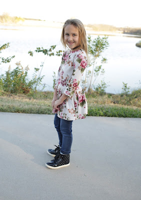 PDF Sewing Pattern for Girls Tunic