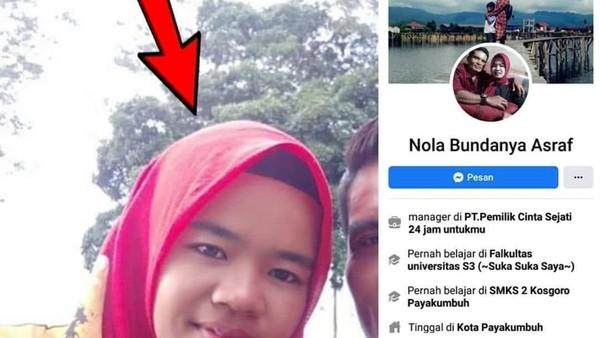 Pria yang Doakan Paramedis Kena Corona Sempat Laporkan Akun FB Istri Diretas