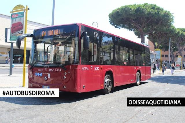 #AutobusDiRoma - CityMood10, il ritorno dei 10 metri a Roma!