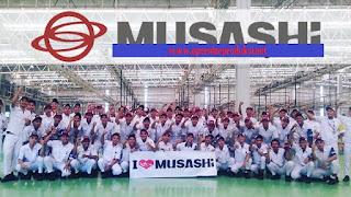 Loker TerBARU tAHUN 2020 PT Musashi Terbaru 2020 sma smkj