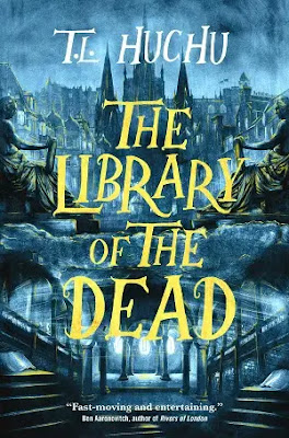The Library of the Dead Book by T. L. Huchu Pdf
