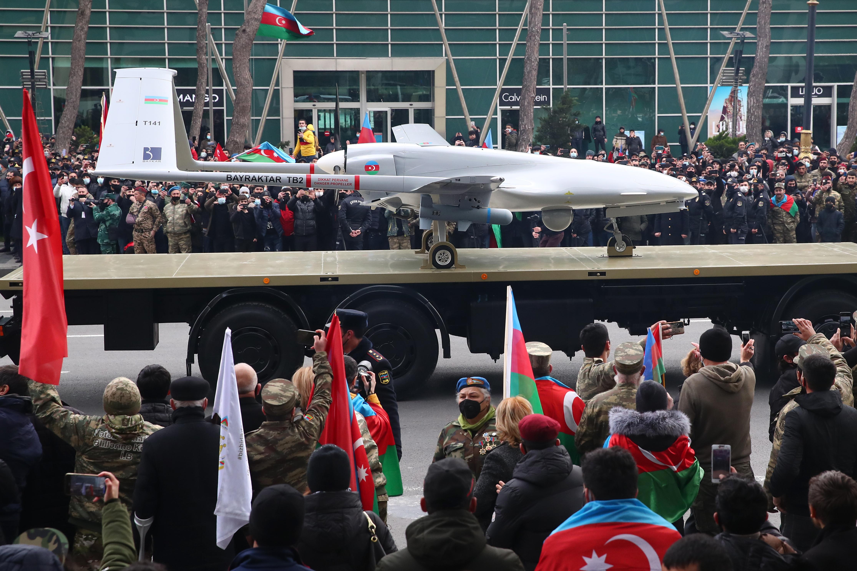 Drones Made By Turkey Reshaped Battlefields