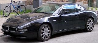 صور سيارات مازيراتي,صور سيارة مازيراتي 3200 جي تي,سيارات مازيراتي