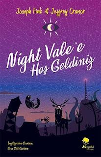 Joseph Fink & Jeffrey Cranor - Night Vale'e Hoş Geldiniz