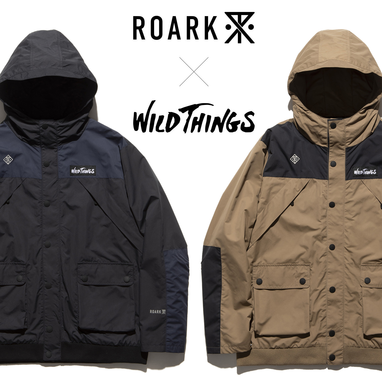 ROARK × WILDTHINGS