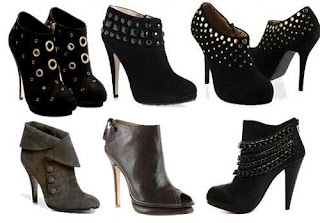 moda de sapatos 2017