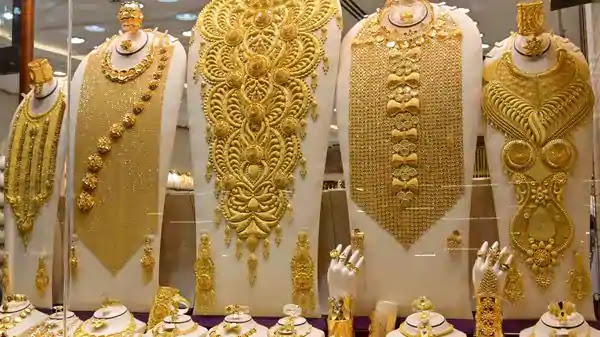 Gold Price Falls ₹5,500 Today From Record Highs