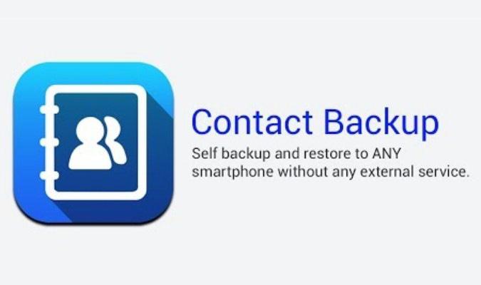 Aplikasi Backup Kontak Terbaik tuk Android - Contact Backup