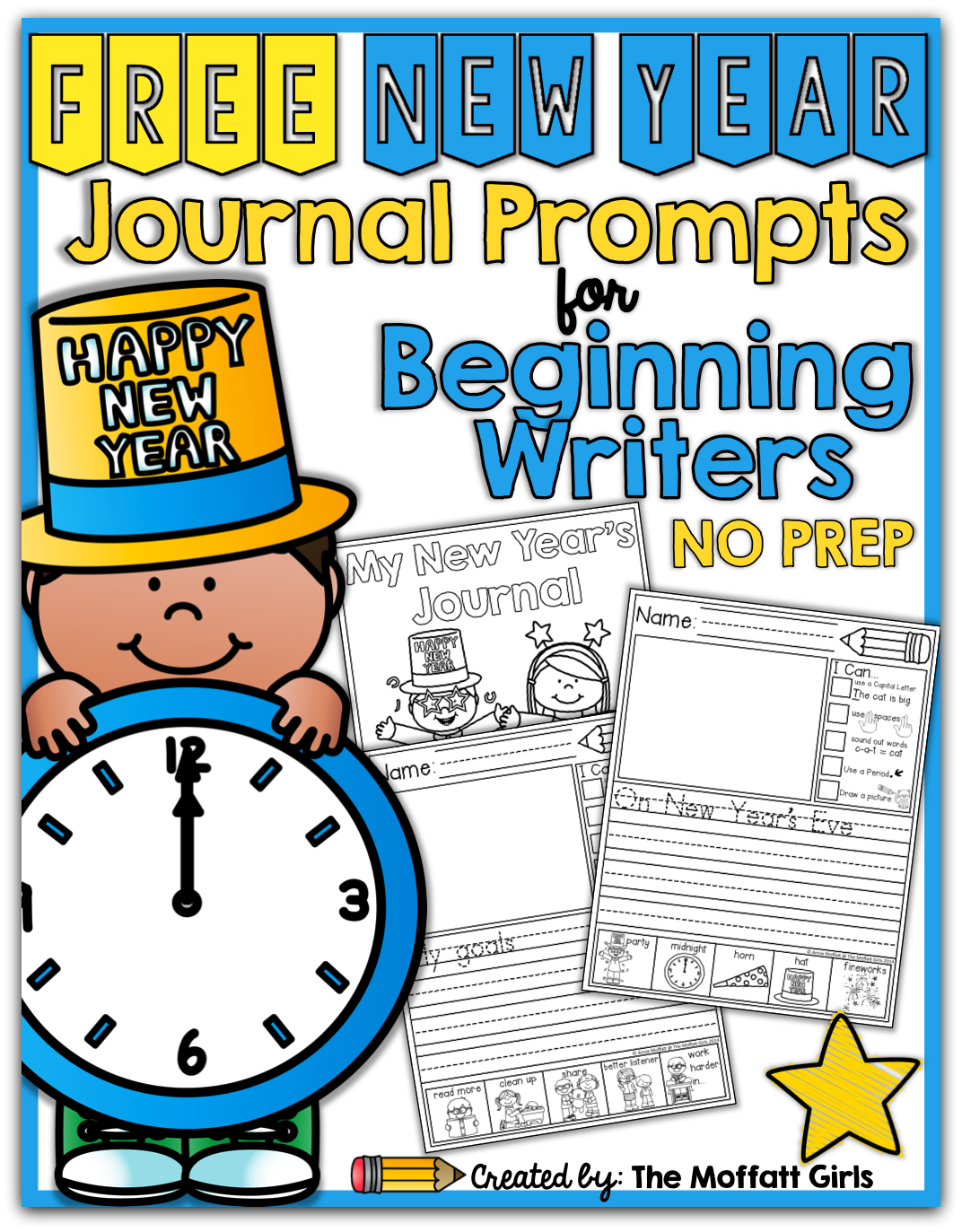 Freebielicious Journal Prompts For The New Year