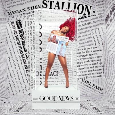 Megan Thee Stallion - Good News (2020) - Album Download, Itunes Cover, Official Cover, Album CD Cover Art, Tracklist, 320KBPS, Zip album