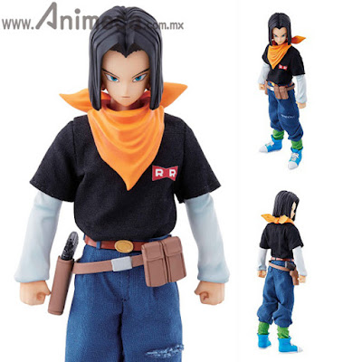 Figura Android 17 Dimension of DRAGON BALL Dragon Ball