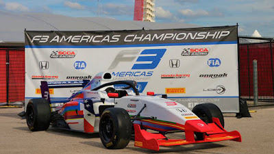 The winner also gets special access to the paddocks for the SCCA Pro Racing F3 and F4 races.