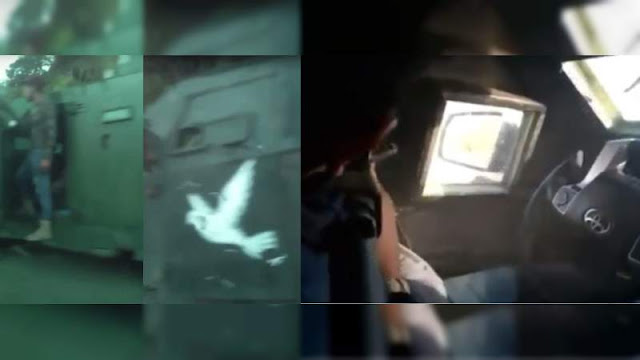 100 camionetas de sicarios del CJNG a Coalcomán: Chocan Cárteles y se presume toma de plaza