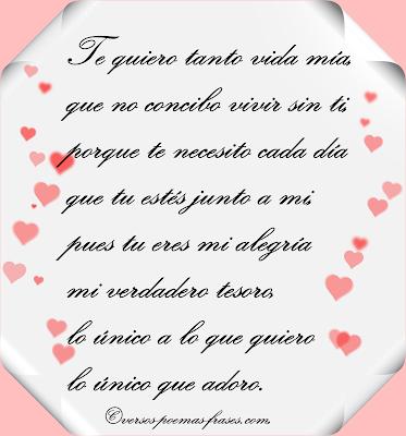 poemas de amor