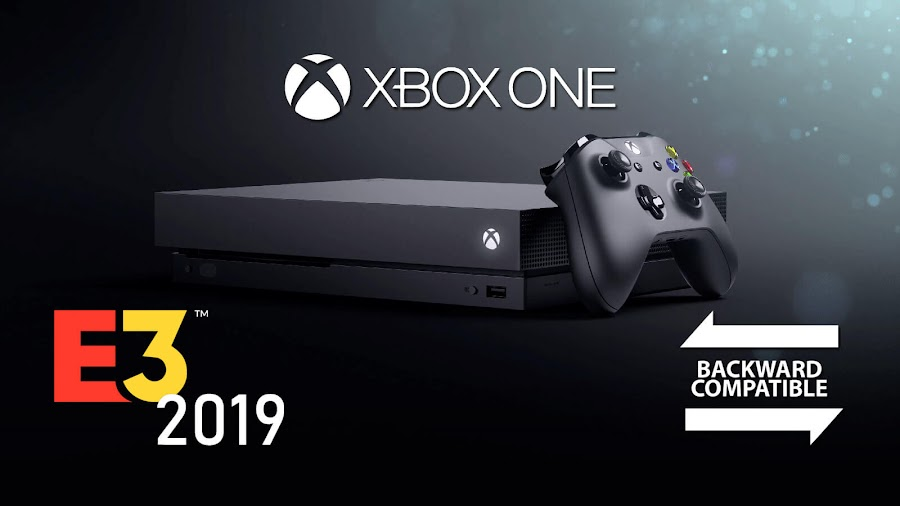 xbox one backwards compatibility lineup games e3 2019