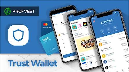 Trust Wallet: обзор и отзывы о криптовалютном кошельке