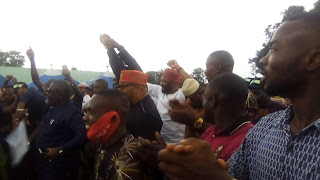 Hilarious! See What PDP Members Chanted