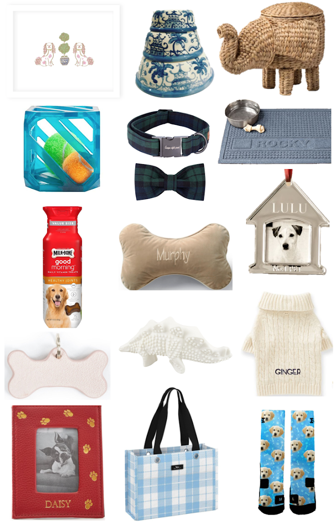 Gift Guide: For the Pups